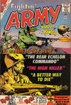 Cover for Fightin' Army (Charlton, 1956 series) #36