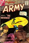 Cover for Fightin' Army (Charlton, 1956 series) #55