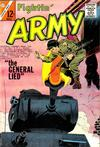 Cover for Fightin' Army (Charlton, 1956 series) #57