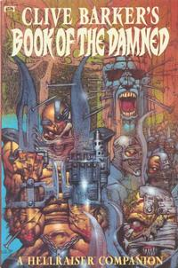 Cover Thumbnail for Clive Barker's Book of the Damned: A Hellraiser Companion (Marvel, 1991 series) #1