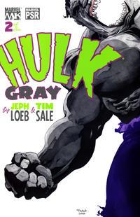 Cover Thumbnail for Hulk: Gray (Marvel, 2003 series) #2