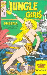 Cover Thumbnail for Jungle Girls (AC, 1989 series) #11