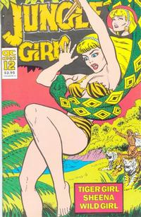 Cover Thumbnail for Jungle Girls (AC, 1989 series) #12