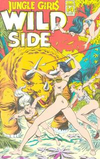 Cover Thumbnail for Jungle Girls (AC, 1989 series) #14