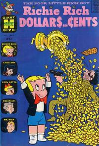 Cover Thumbnail for Richie Rich Dollars and Cents (Harvey, 1963 series) #2