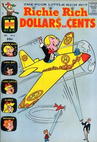 Cover Thumbnail for Richie Rich Dollars and Cents (Harvey, 1963 series) #6
