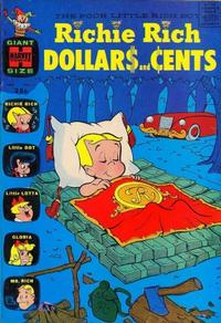 Cover Thumbnail for Richie Rich Dollars and Cents (Harvey, 1963 series) #11