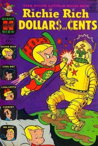 Cover Thumbnail for Richie Rich Dollars and Cents (Harvey, 1963 series) #16