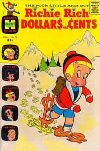 Cover Thumbnail for Richie Rich Dollars and Cents (Harvey, 1963 series) #18