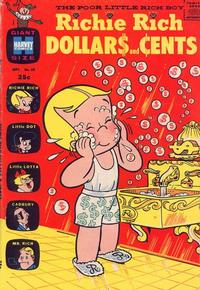 Cover Thumbnail for Richie Rich Dollars and Cents (Harvey, 1963 series) #32