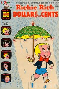 Cover Thumbnail for Richie Rich Dollars and Cents (Harvey, 1963 series) #38