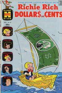 Cover Thumbnail for Richie Rich Dollars and Cents (Harvey, 1963 series) #45