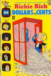 Cover Thumbnail for Richie Rich Dollars and Cents (Harvey, 1963 series) #46