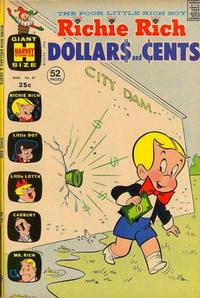 Cover Thumbnail for Richie Rich Dollars and Cents (Harvey, 1963 series) #47