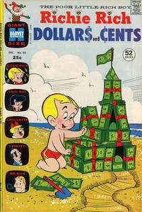 Cover Thumbnail for Richie Rich Dollars and Cents (Harvey, 1963 series) #52