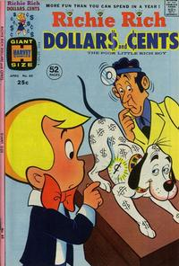 Cover Thumbnail for Richie Rich Dollars and Cents (Harvey, 1963 series) #60