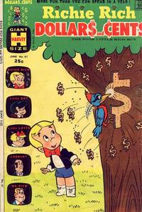 Cover Thumbnail for Richie Rich Dollars and Cents (Harvey, 1963 series) #61