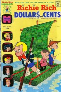 Cover Thumbnail for Richie Rich Dollars and Cents (Harvey, 1963 series) #63