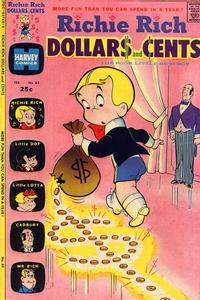 Cover Thumbnail for Richie Rich Dollars and Cents (Harvey, 1963 series) #65