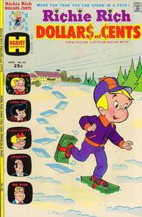 Cover Thumbnail for Richie Rich Dollars and Cents (Harvey, 1963 series) #66