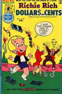 Cover Thumbnail for Richie Rich Dollars and Cents (Harvey, 1963 series) #69