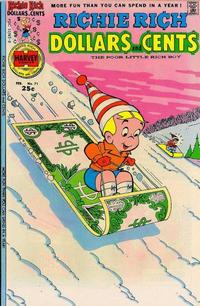 Cover Thumbnail for Richie Rich Dollars and Cents (Harvey, 1963 series) #71