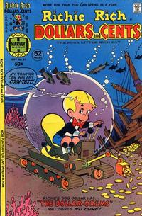 Cover Thumbnail for Richie Rich Dollars and Cents (Harvey, 1963 series) #81