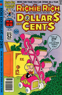 Cover Thumbnail for Richie Rich Dollars and Cents (Harvey, 1963 series) #89