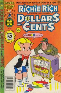 Cover Thumbnail for Richie Rich Dollars and Cents (Harvey, 1963 series) #90