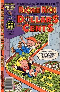 Cover Thumbnail for Richie Rich Dollars and Cents (Harvey, 1963 series) #95