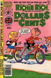 Cover Thumbnail for Richie Rich Dollars and Cents (Harvey, 1963 series) #96