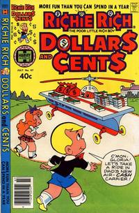 Cover Thumbnail for Richie Rich Dollars and Cents (Harvey, 1963 series) #97