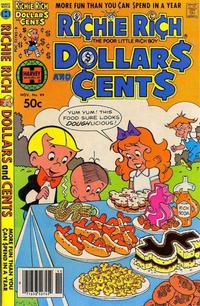 Cover Thumbnail for Richie Rich Dollars and Cents (Harvey, 1963 series) #99