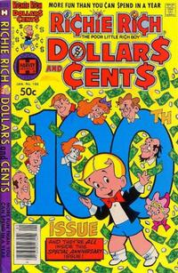 Cover Thumbnail for Richie Rich Dollars and Cents (Harvey, 1963 series) #100