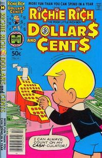 Cover Thumbnail for Richie Rich Dollars and Cents (Harvey, 1963 series) #104