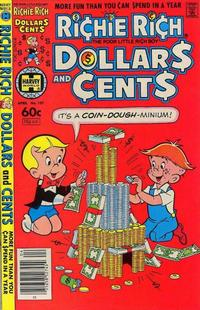 Cover Thumbnail for Richie Rich Dollars and Cents (Harvey, 1963 series) #107