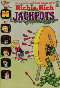 Cover Thumbnail for Richie Rich Jackpots (Harvey, 1972 series) #3