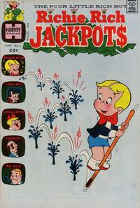 Cover Thumbnail for Richie Rich Jackpots (Harvey, 1972 series) #5