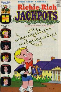 Cover Thumbnail for Richie Rich Jackpots (Harvey, 1972 series) #10
