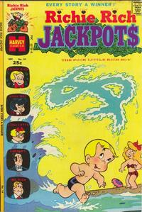Cover Thumbnail for Richie Rich Jackpots (Harvey, 1972 series) #14