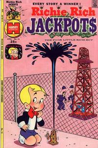 Cover Thumbnail for Richie Rich Jackpots (Harvey, 1972 series) #16