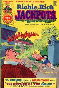 Cover Thumbnail for Richie Rich Jackpots (Harvey, 1972 series) #18