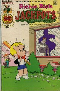 Cover Thumbnail for Richie Rich Jackpots (Harvey, 1972 series) #21