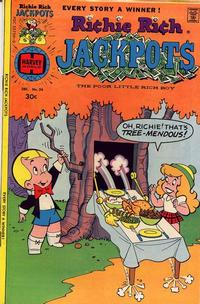Cover Thumbnail for Richie Rich Jackpots (Harvey, 1972 series) #26