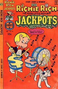 Cover Thumbnail for Richie Rich Jackpots (Harvey, 1972 series) #33