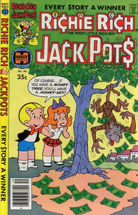 Cover Thumbnail for Richie Rich Jackpots (Harvey, 1972 series) #40