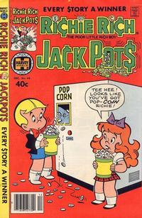 Cover Thumbnail for Richie Rich Jackpots (Harvey, 1972 series) #44