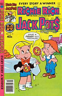 Cover Thumbnail for Richie Rich Jackpots (Harvey, 1972 series) #45