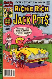 Cover Thumbnail for Richie Rich Jackpots (Harvey, 1972 series) #51