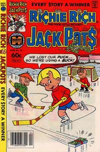 Cover Thumbnail for Richie Rich Jackpots (Harvey, 1972 series) #56